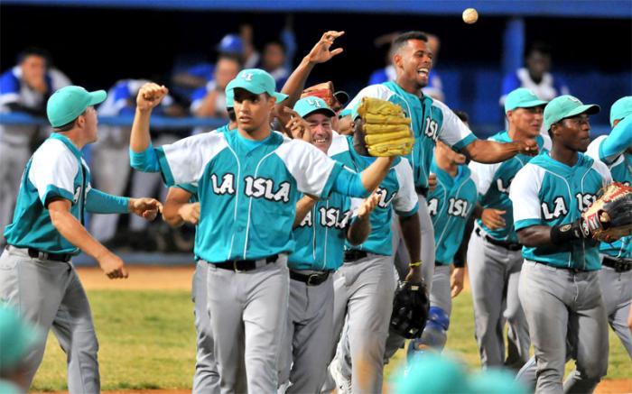 equipo-isla-de-la-juventud-58-serie-nacional-beisbol-cubana