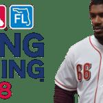 Peloteros cubanos en el entrenamiento de primavera de la MLB 2019